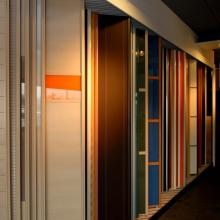 Armaro wandkasten en inloopkasten showroom: deuren