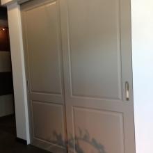 Ontdek de wand- en inloopkasten in onze showroom16